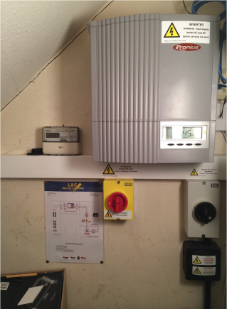 kingsley solar inverter