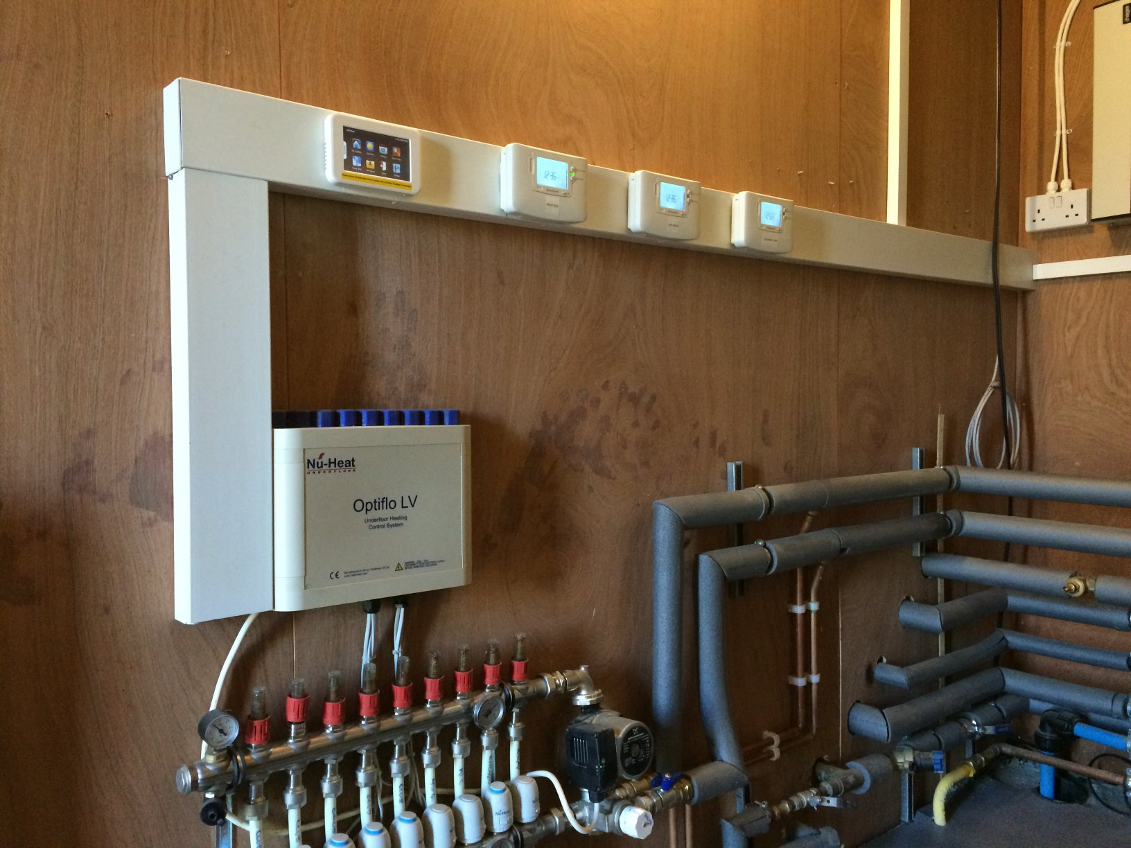 Heating control wiring installation and repair - L and C Electrical ...